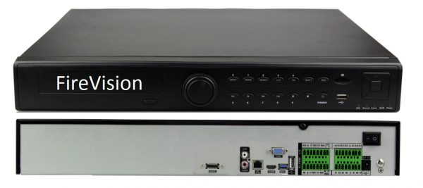 FireVision NVR 24 5.0MP 4S  + 4TB